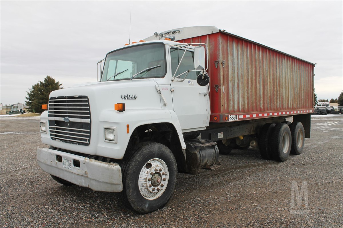 1989 FORD LNT8000 For Sale In Ogallala, Neska Ford Lnt Wiring Schematic on