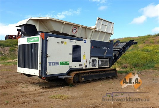 2017 Terex other - Heavy Machinery for Sale
