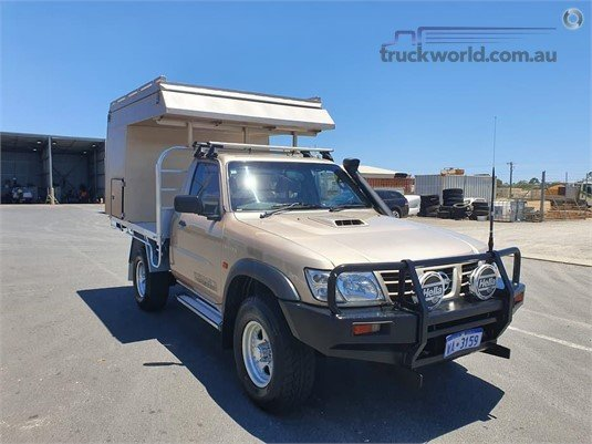 2003 NISSAN Patrol 4x4 - Light Commercial for Sale