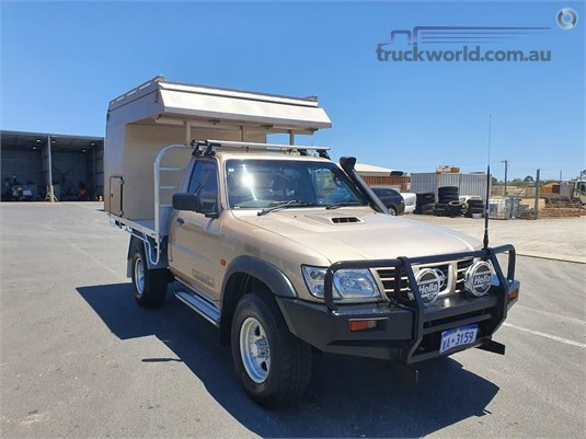 2003 Nissan Patrol 4x4 South West Isuzu - Light Commercial for Sale