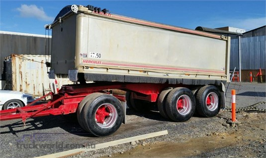 1997 Hercules other - Trailers for Sale