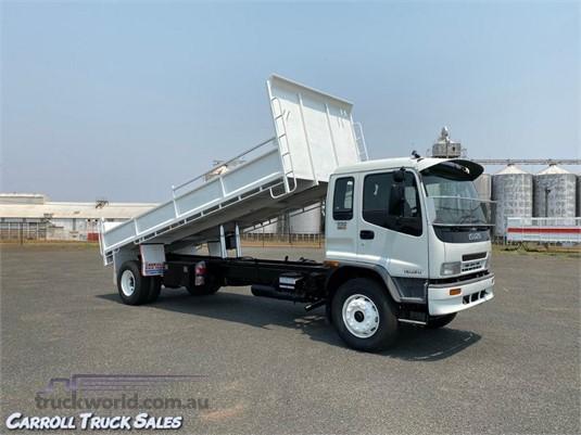 2005 Isuzu FVR 950 Long Carroll Truck Sales Queensland  - Trucks for Sale