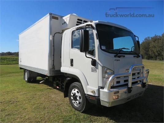 2010 Isuzu FSR 850 - Trucks for Sale