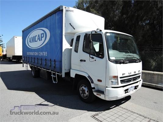 2009 Mitsubishi Fuso FIGHTER FK60 - Trucks for Sale