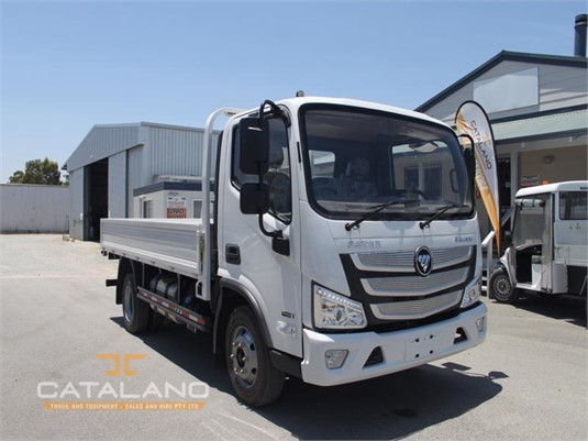 2019 Foton Aumark Catalano Truck And Equipment Sales And Hire - Trucks for Sale