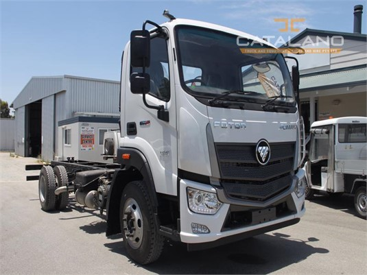 2019 Foton Auman EST M Catalano Truck And Equipment Sales And Hire - Trucks for Sale