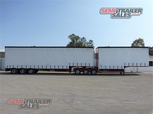 Topstart Curtainsider Trailer Semi Trailer Sales - Trailers for Sale
