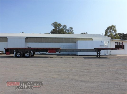 2004 Southern Cross Flat Top Trailer - Trailers for Sale