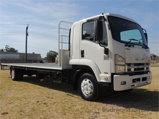 2010 Isuzu FSR 850 Long Premium AMT Japanese Trucks Australia - Trucks for Sale