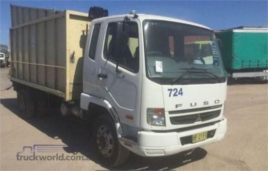 2009 Fuso Fighter 1424 Japanese Trucks Australia - Trucks for Sale