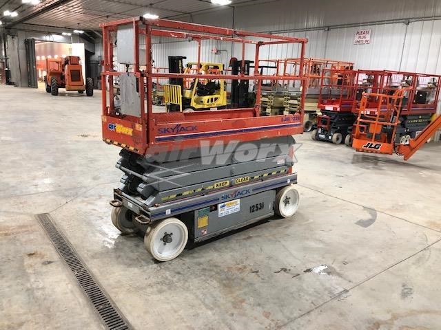 2000 JLG 2632E2 For Sale In Indianapolis, Indiana   www
