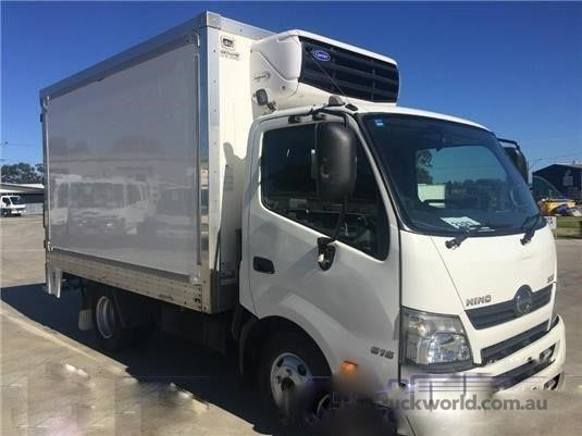 2012 Hino 300 Series 616 - Trucks for Sale