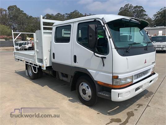 2003 Mitsubishi Canter - Trucks for Sale