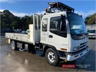2002 Isuzu FRR 500 Table / Tray Top