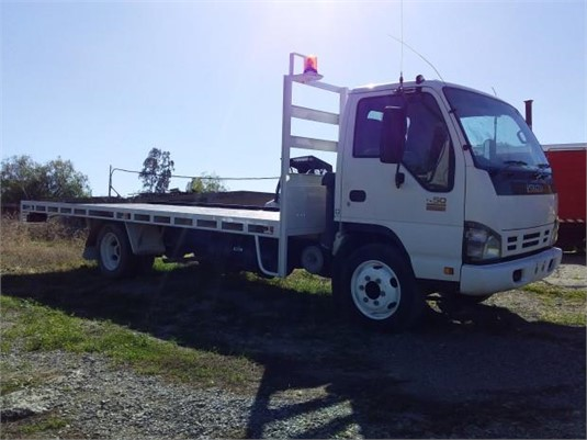 2007 Isuzu NQR 450 - Trucks for Sale