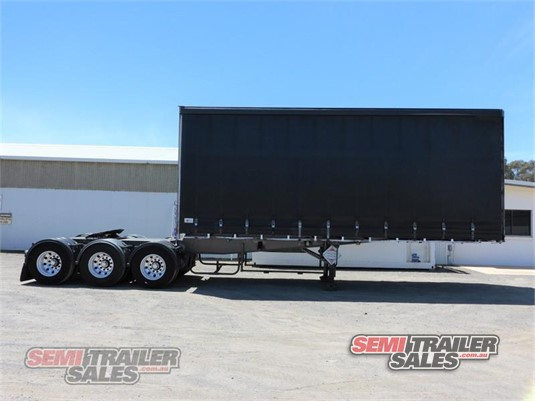 1999 Southern Cross Curtainsider Trailer Semi Trailer Sales - Trailers for Sale