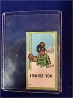 Black Americana Trading Card
