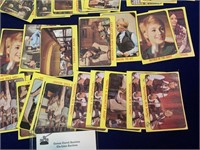 (53) Partridge Family Trading Cards