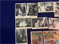 Assortment of Trading Cards