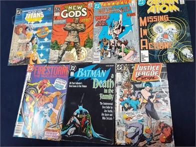 7 DC COMICS Otros Articulos Para La Venta 1 Anuncios