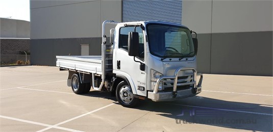 2016 Isuzu NNR 45 150 AMT - Trucks for Sale