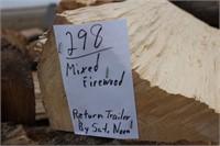 Hay, Bedding, Firewood #51 (12/18/2019)