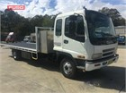 2003 Isuzu FRR 500 Table / Tray Top