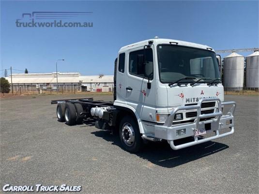 1998 Mitsubishi Fuso FV500 Carroll Truck Sales Queensland - Trucks for Sale