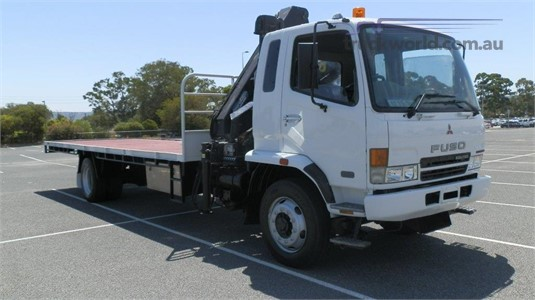 2006 Mitsubishi Fuso FIGHTER 6 Truck Traders WA - Trucks for Sale