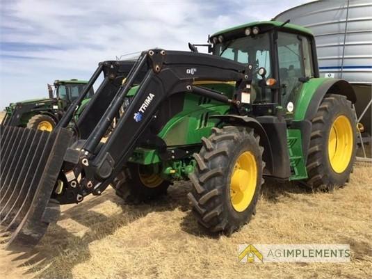 2018 John Deere 6155M Ag Implements  - Farm Machinery for Sale