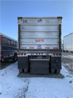 07 35' Triaxle Benson International Aluminum Dump