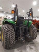 "John Deere 4600 UtilityTractor with a 72"" mower"