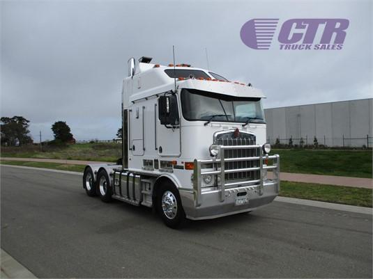 2010 Kenworth K108 CTR Truck Sales  - Trucks for Sale