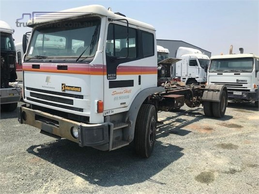 2000 Iveco Acco 2350G - Trucks for Sale