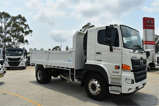2019 Hino 500 Series 1835 GH - Trucks for Sale