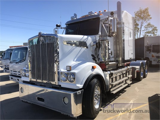 2013 Kenworth T909 - Trucks for Sale