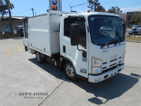 2013 Isuzu NLR City Hino - Trucks for Sale