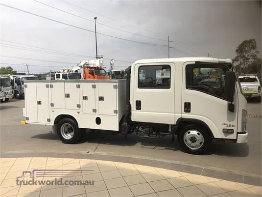 2018 Isuzu NLS Gilbert and Roach  - Trucks for Sale