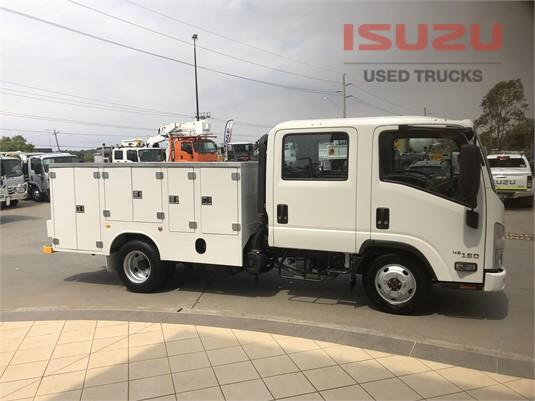 2018 Isuzu NLS Used Isuzu Trucks - Trucks for Sale