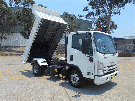 2016 Isuzu NPR - Trucks for Sale