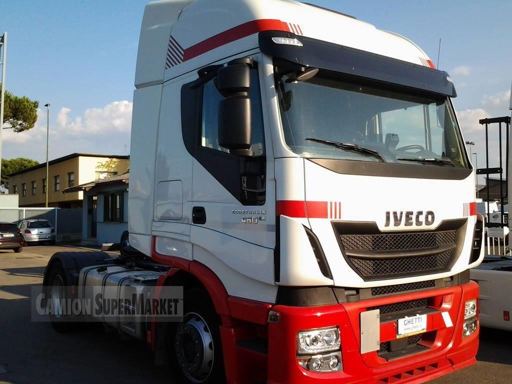 Iveco ECOSTRALIS 480 used