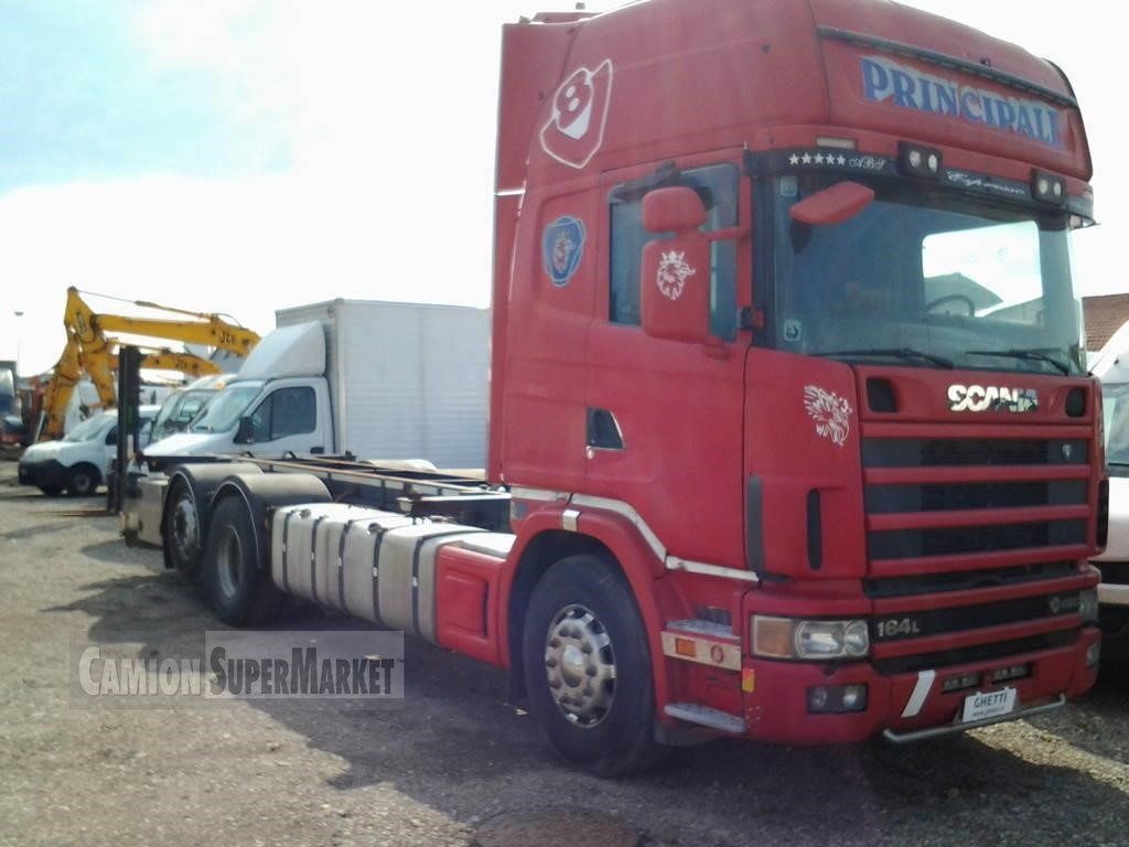 Scania R164.480 Uzywany