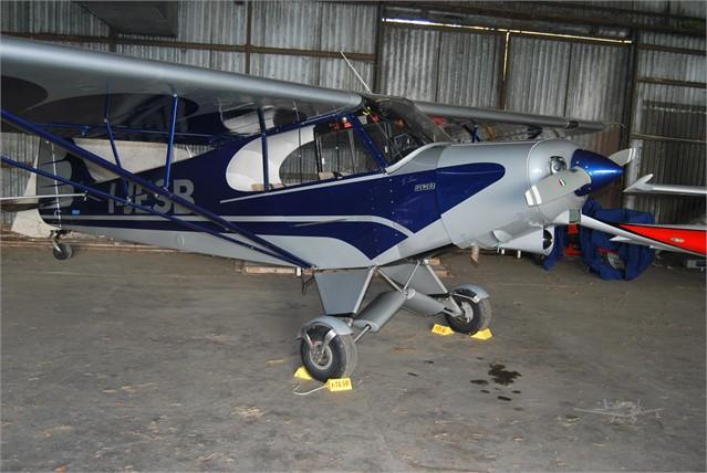 1989 PIPER SUPER CUB at www.aeromeccanicasa.com