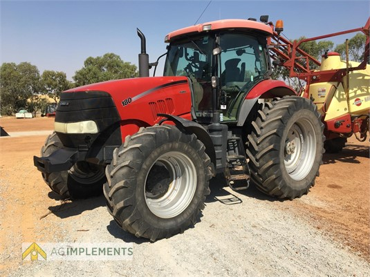 2011 Case Ih Puma 180 Ag Implements  - Farm Machinery for Sale