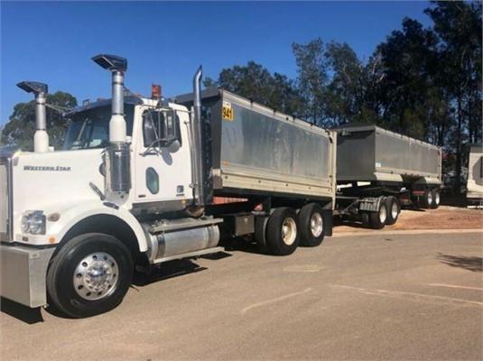 2014 Western Star 4800 - Trucks for Sale