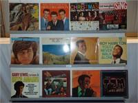 Online Auction - LP Records & 45's