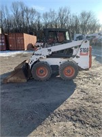 Bobcat S160 with Bucket