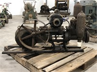 Myers Bulldozer Power Pump-Self Oiling