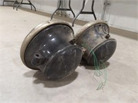 Early Automotive Headlamp, no lens