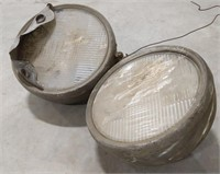 Vintage Stability headlamps